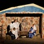 Drive-Thru Nativity