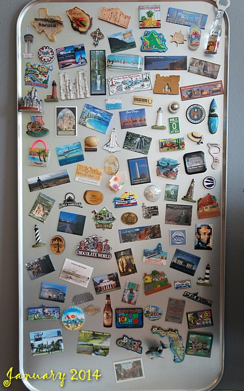 Our magnet collection