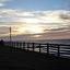Sunset at Oceanside Pier